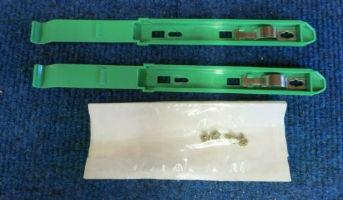 "Dell 86DVJ 99XHM Dimension Optiplex CD DVD 5.25"" Drive Rails Bracket Plus Strews"